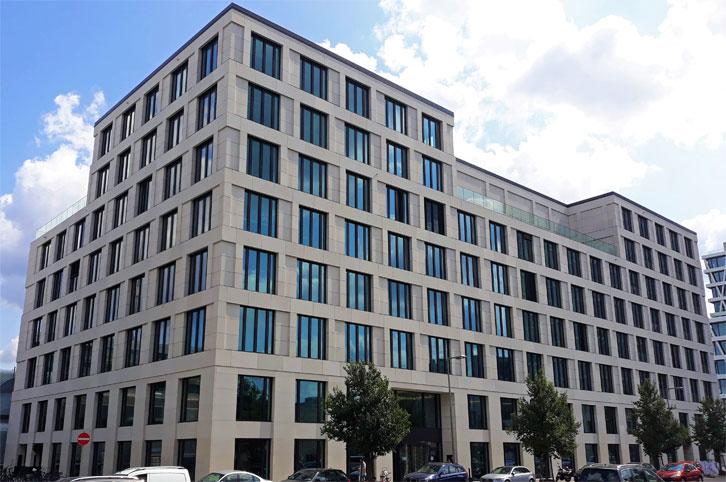 Bürogebäude am Kunstcampus Berlin - Neubau