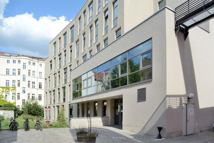 Pfefferberg Haus 12 Berlin