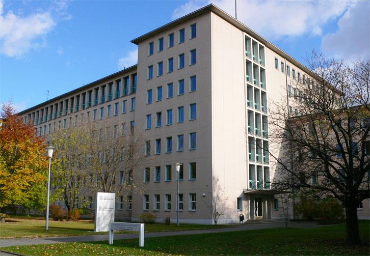 Bundesanstalt für Immobilienaufgaben (BImA) - Hauptzugang