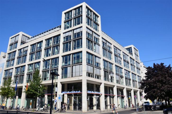F 108 Bürogebäude