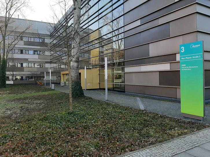 Modernisierung von 5 Gebäuden