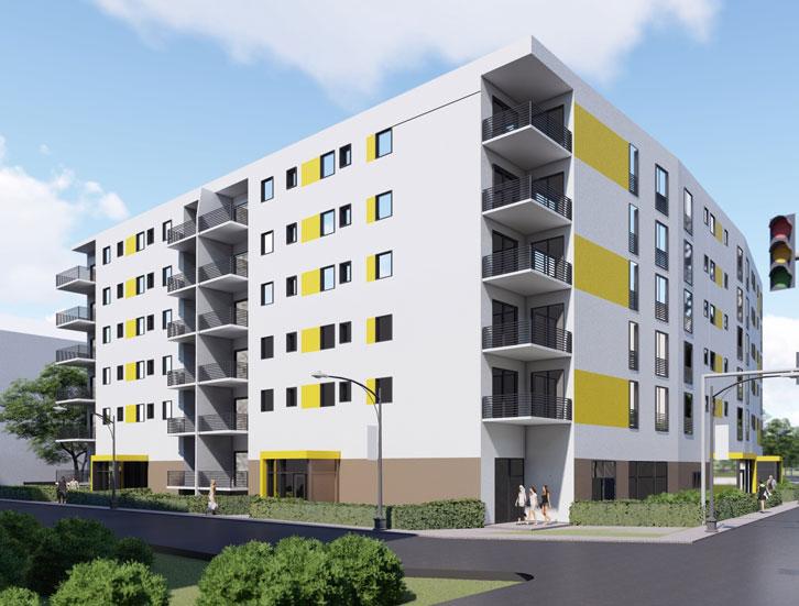 RATH Neubau eines Wohngebäudes - Strassenansicht